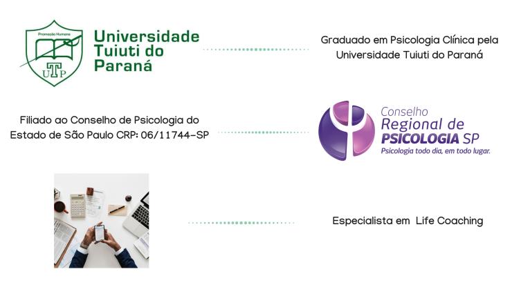 Graduado em Psicologia Clínica pela Universidade Tuiuti do Paraná